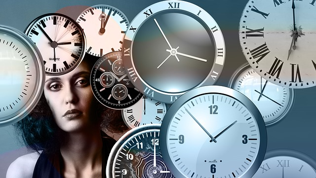 Správně nastavený čas