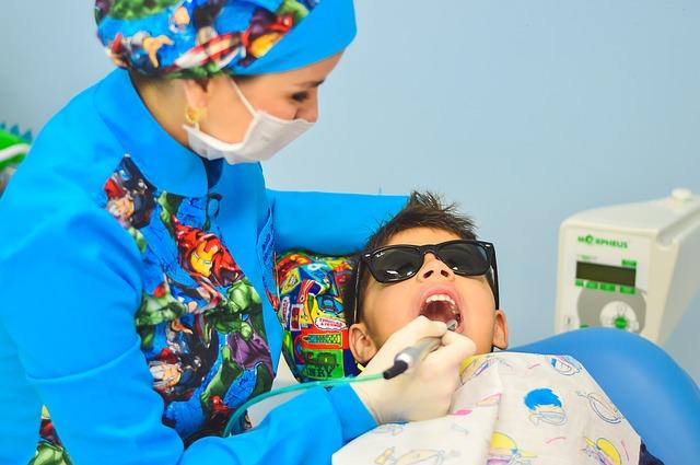 dětská zubařka